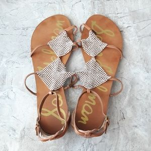 Sam Edelman Tyra Jeweled Sandal